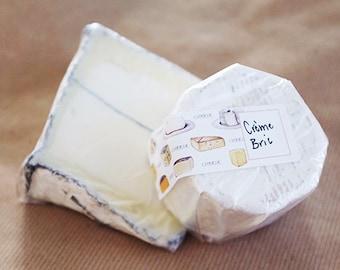 Käse Etiketten   Hausgemachte Käse   Molkerei Etiketten   Hausgemachte Käse    Ziege Käse   Farm