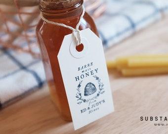 Honey Rubber Stamp - Local Honey - Love is Sweet - Bee - Sweet as Honey - Bee Hive Stamp - Wildflower Honey - Beekeeping - Beekeepers