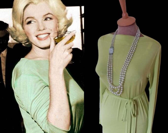 To order...Marilyn Monroe...Pucci dress