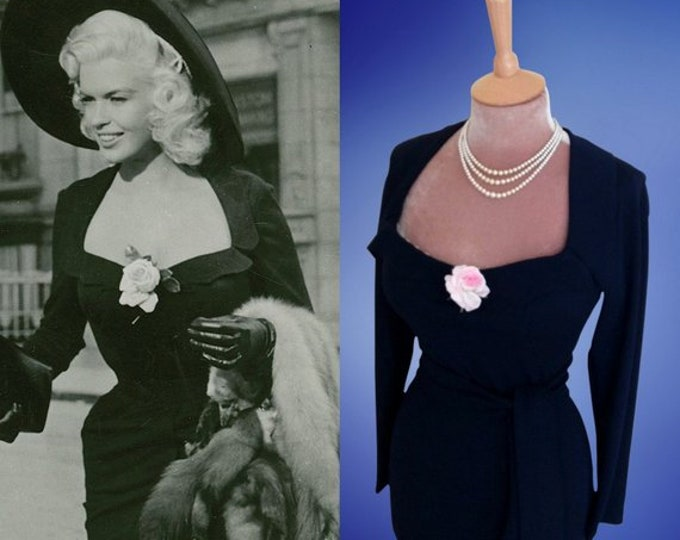 NEW...Jayne Mansfield...The girl can't help it.
