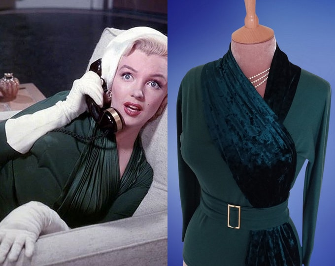 Marilyn Monroe...How to marry a millionaire 21st century top