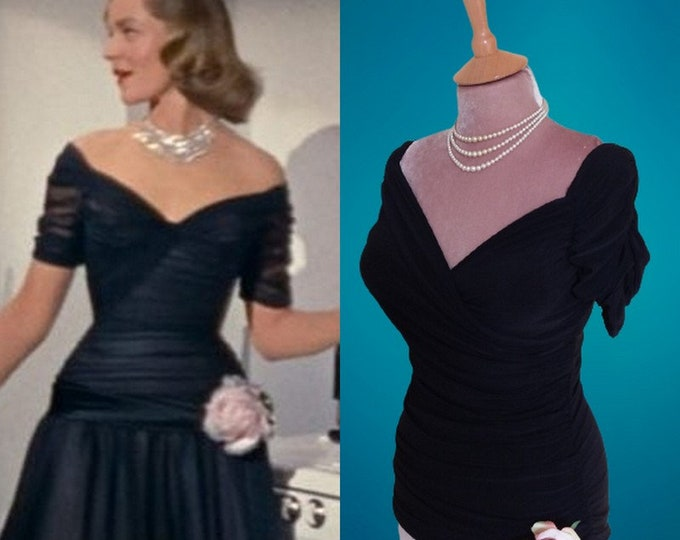 Ready now...Lauren Bacall...How to marry a millionaire top (only)