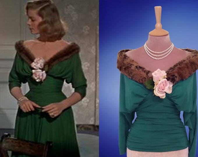Lauren Bacall...How to marry a millionaire top