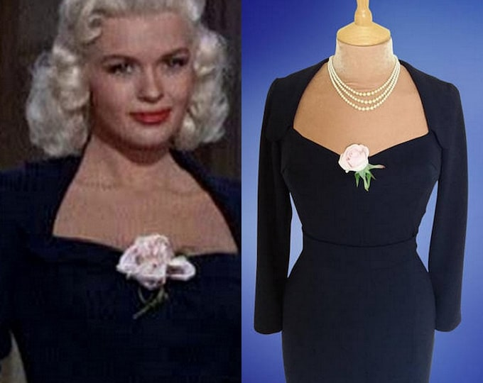 Ready now...Jayne Mansfield...The girl can't help it (Extra small)
