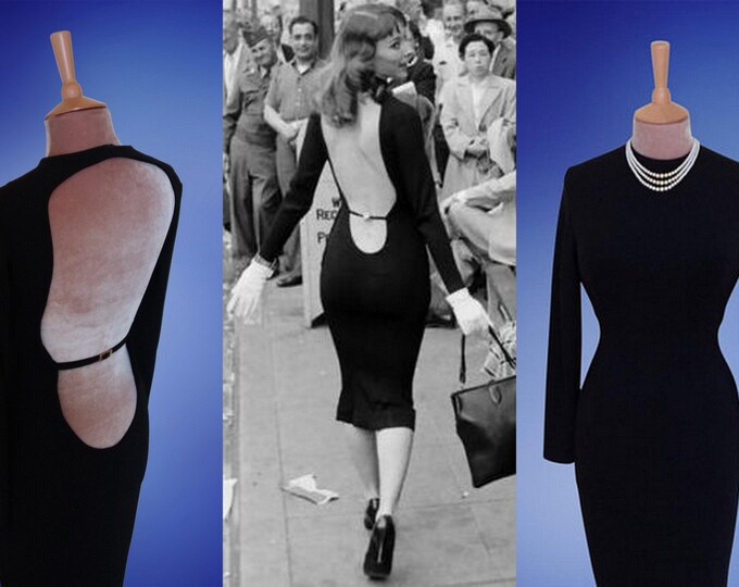 The Real Jessica Rabbit Dress.