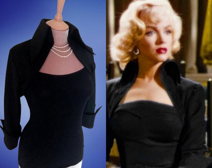 Marilyn Monroe...How to marry a millionaire bolero only