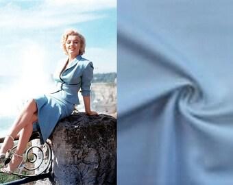Marilyn Monroe...Niagara powder blue suit