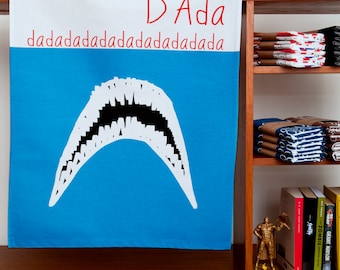SHARK! Theme Towel