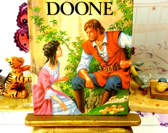 Lorna Doone Vintage Ladybird Childrens Classic Book First Edition 1984 A Romance of Exmoor