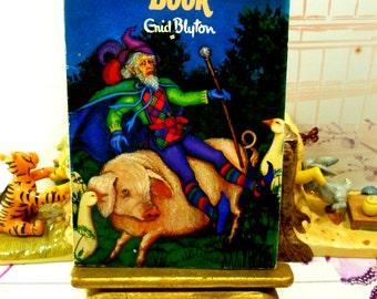 Enid Blyton Storytime Book Vintage Paperback Armada 1970s Fairy Stories 1st ed