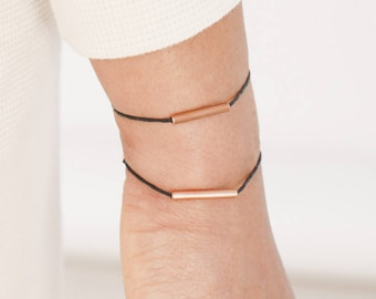 Minimal Copper Friendship Bracelet, Friendship Bracelet, Copper Friendship Bracelet, Simple Copper Bracelet, Minimalistic Bracelet