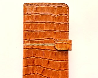 iPhone 11 Pro leather case, iPhone 11 PRO case bag, case for iphone 11 Pro, made in Spain, Handmade. Mod. Beautiful