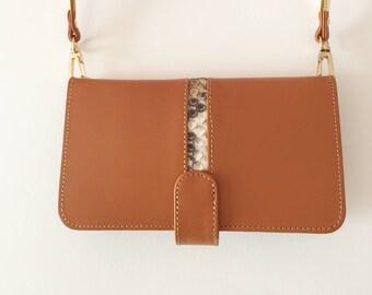 iphone x leather Case for iphone x, Handmade, 100% leather. MoD. Havana