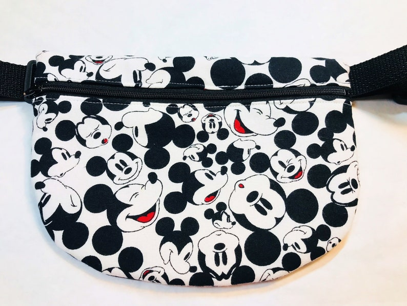 Baby Care Diaper Bags Disney Children Cartoon Handbag Messenger Bag Mickey Mouse Mini Lovely Coin Purse Waist Bag Baby Storage Packet Girl Boy Gift