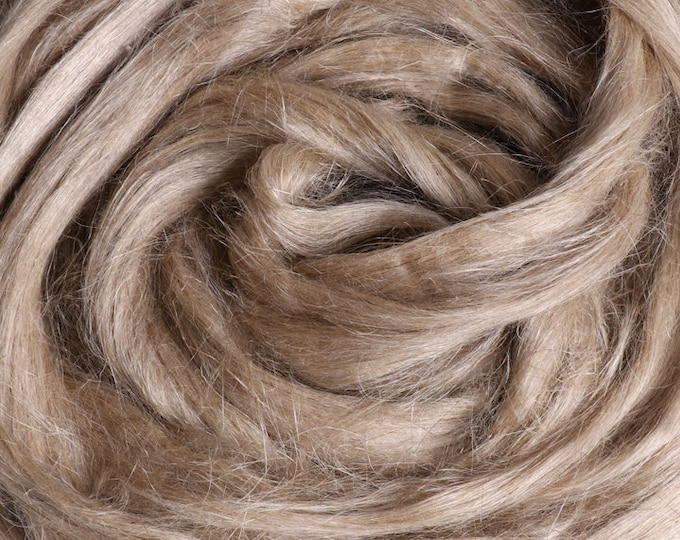 Flax Sliver Roving (linen)