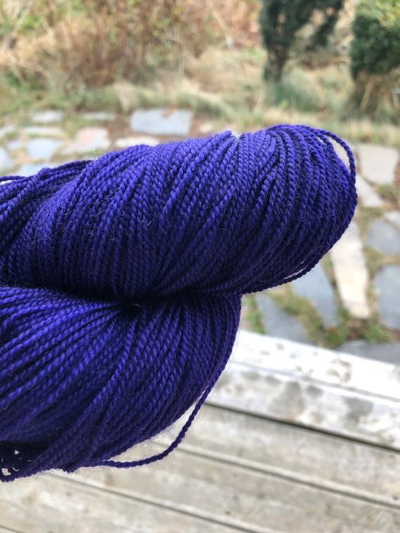 Mineville Wool Project Merino Nylon 2 ply Sock yarn