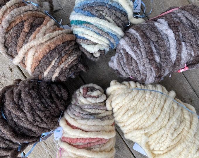 Nova Scotian Core Spun Yarn
