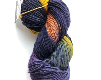 Hand Maiden Casbah Plush in Tidepool colourway