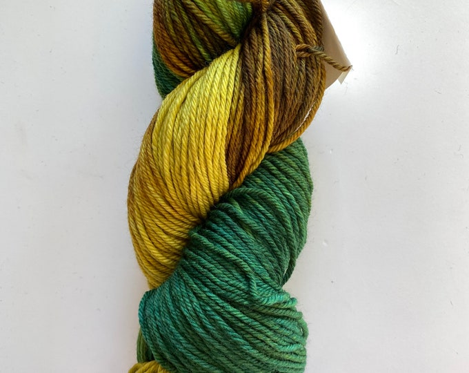 Mineville Wool Project Organic Worsted