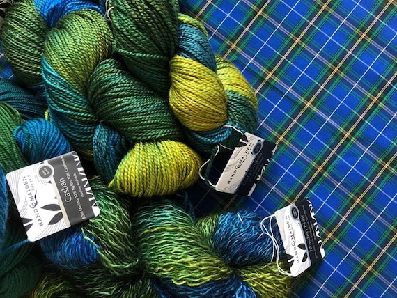 Handmaiden Nova Scotia Colourway