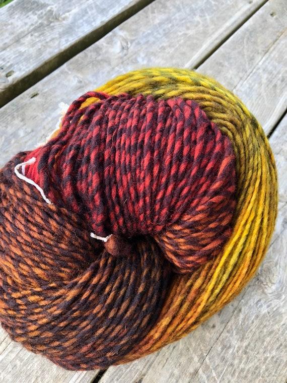 Mineville Wool Project Mega Skein Bulky Wool