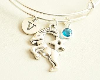 Capricorn  Bracelet, Capricorn gift, Capricorn Jewelry, Capricorn Birthday gift, Zodiac Bracelet, Horoscope bracelet, January, December