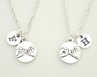 Best friend gift, Best Friends Gift, BFF Gift, Friend necklace,bff necklace for 2, bff necklaces, friendship jewellery, best friend jewelry