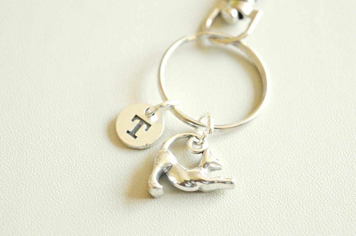 Cat keychain f63400bc8