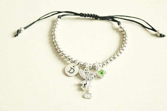 Paint Pallete Charm Bracelet Necklace Keyring Gemstone Kids Childs Jewellery