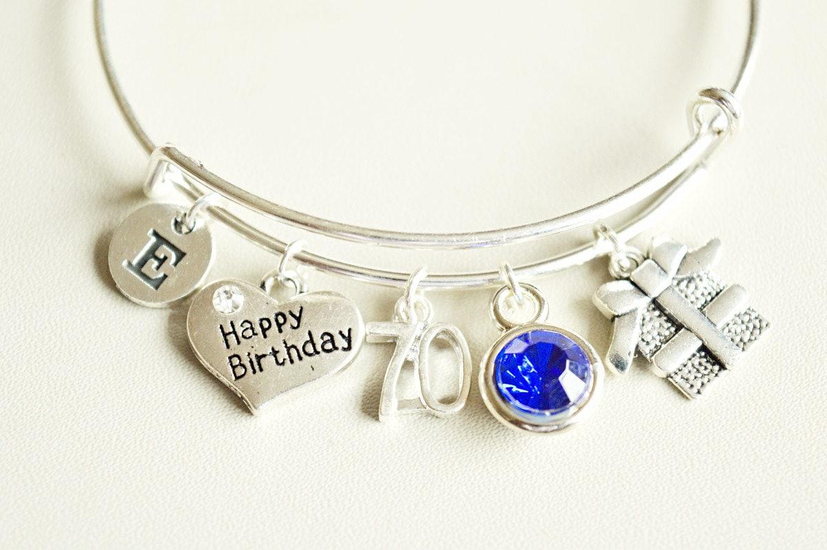 70th Birthday Gift For Women