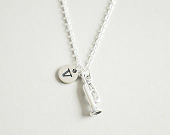 Trumpet Necklace, Trumpet Gift, Trumpet jewelry, Trumpet player Gift, Trumpet, Musician, Music Bracelet, Musical Instrument, Music, band