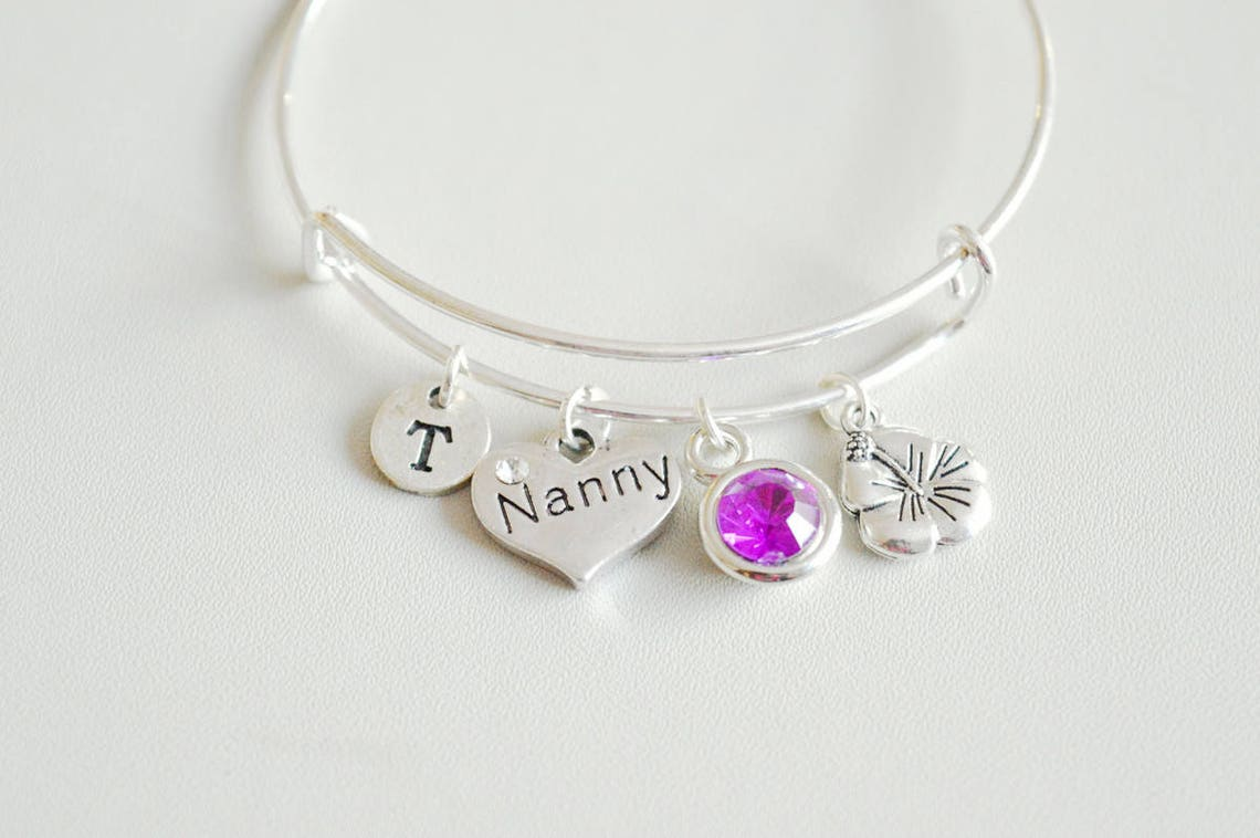 Personalised Nanny Bracelet