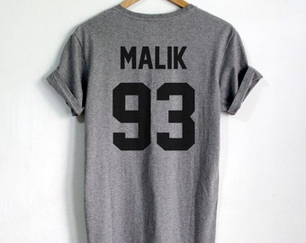 f069a88d Zayn Malik shirt MALIK 93 Hipster tshirt tumblr Unisex Women,Men shirts  Clothing
