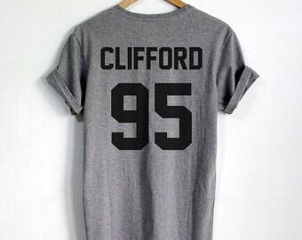 372ba8183b4 Michael Clifford shirt CLIFFORD 95 tshirt tumblr Unisex T shirts Clothing