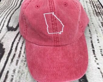 e190f9e381a Georgia hat