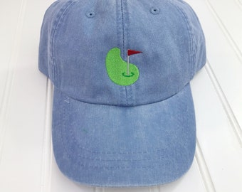 8946f23dc Golf tournament hat | Etsy