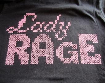 Lady Rage T-Shirt