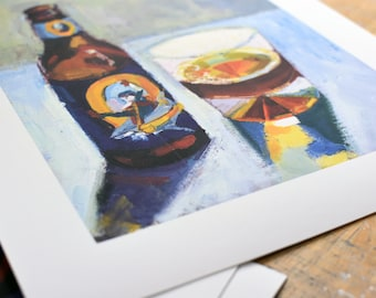 Dock Street Rye IPA Print