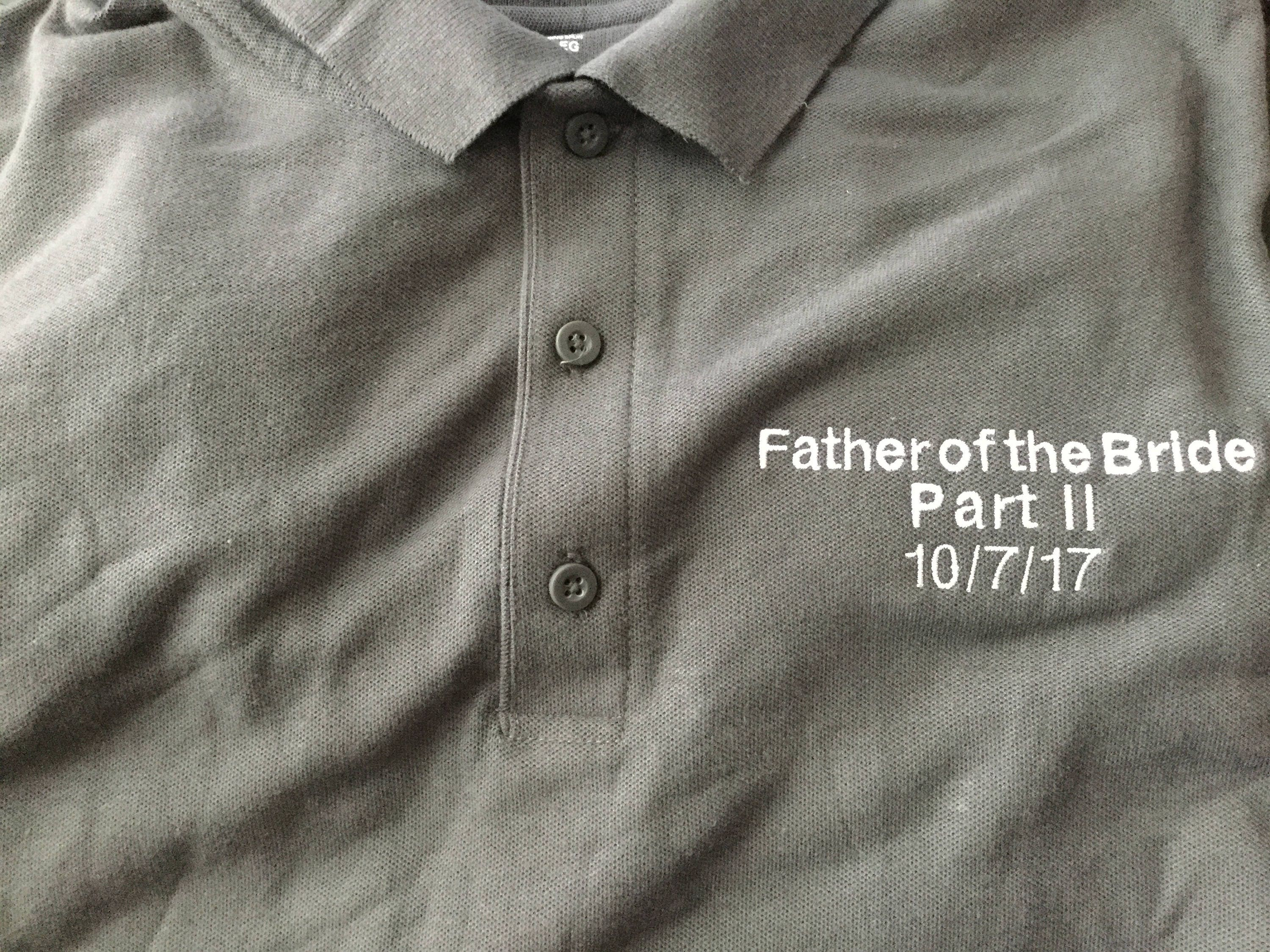 Custom Embroidery Monogram On Shirts And Polos Unique Rare