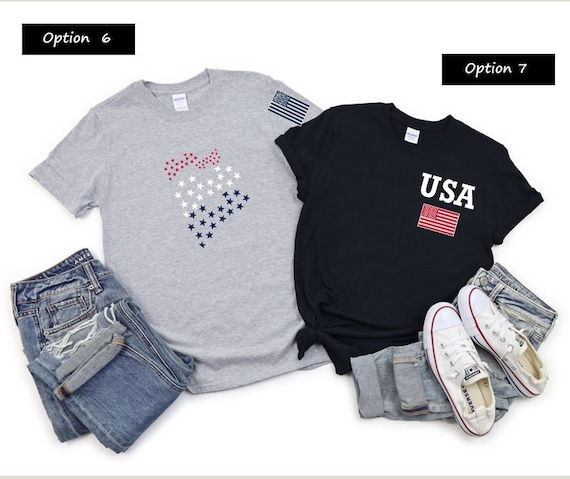 USA T Patriotic, 4th of July, America T-shirt