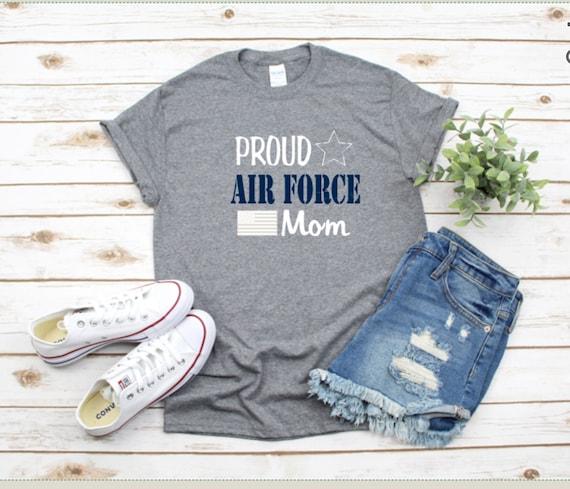 Proud AIR FORCE Family T-shirts