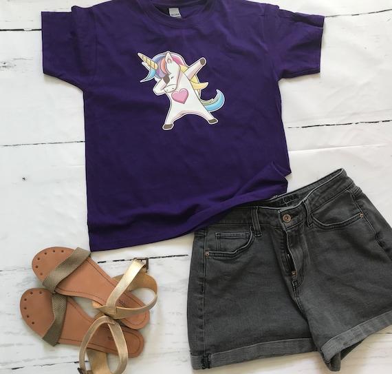 Unicorn Vibes T-shirt