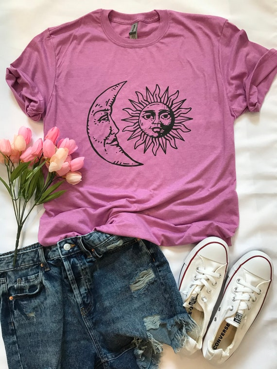 You are my SUN and MOON T-shirt