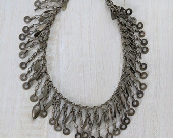 """Tribal Chain 16"""" by 1.75"""" with Paddle Accents (#6890)"""