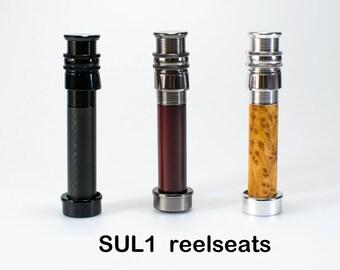 SUL1 uplocking fly rod reel seats