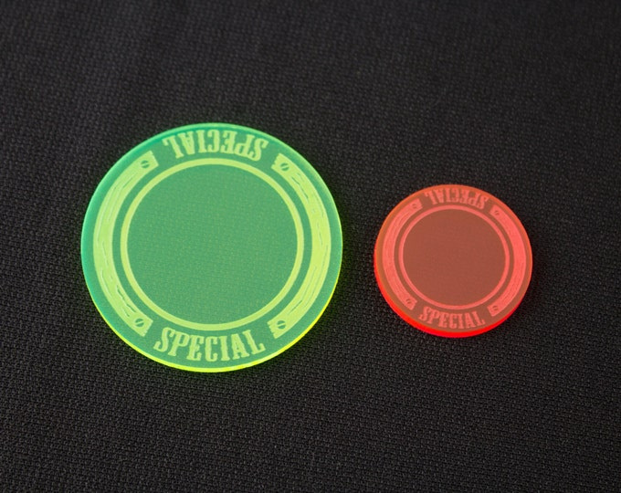 Malifaux - Special (writable) Tokens
