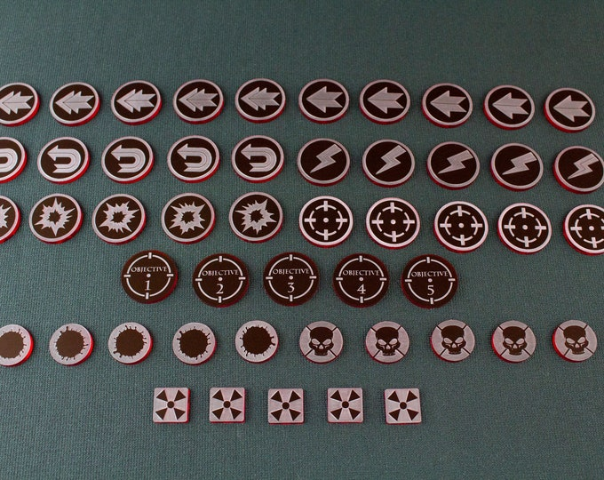 Kill Team Token Set