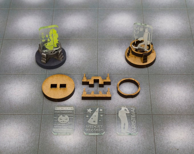 Holoprojector Terrain Kit (3 pack)