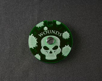 Wound Counter - 1-20