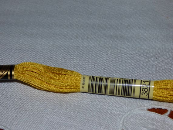 DMC Stranded Cotton Thread Colour 3760 For Embroidery /& Cross stitch